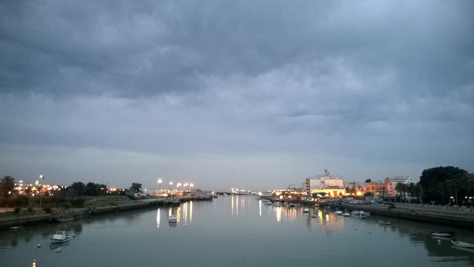 Estuario de El Puerto de Santa María