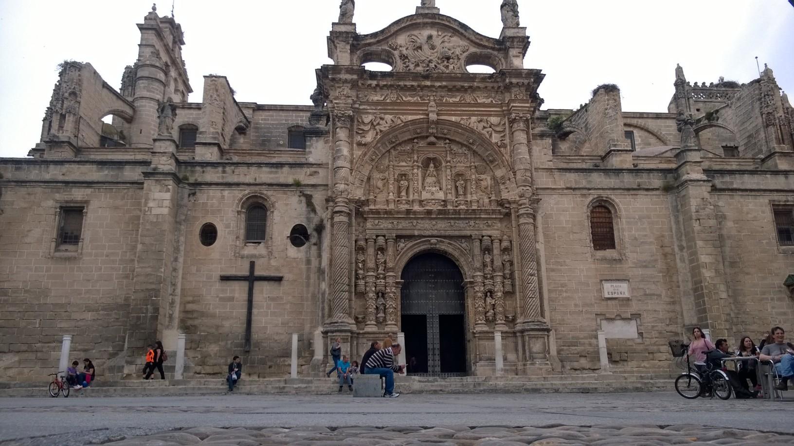 Iglesia de San Marcos, en la plaza de España