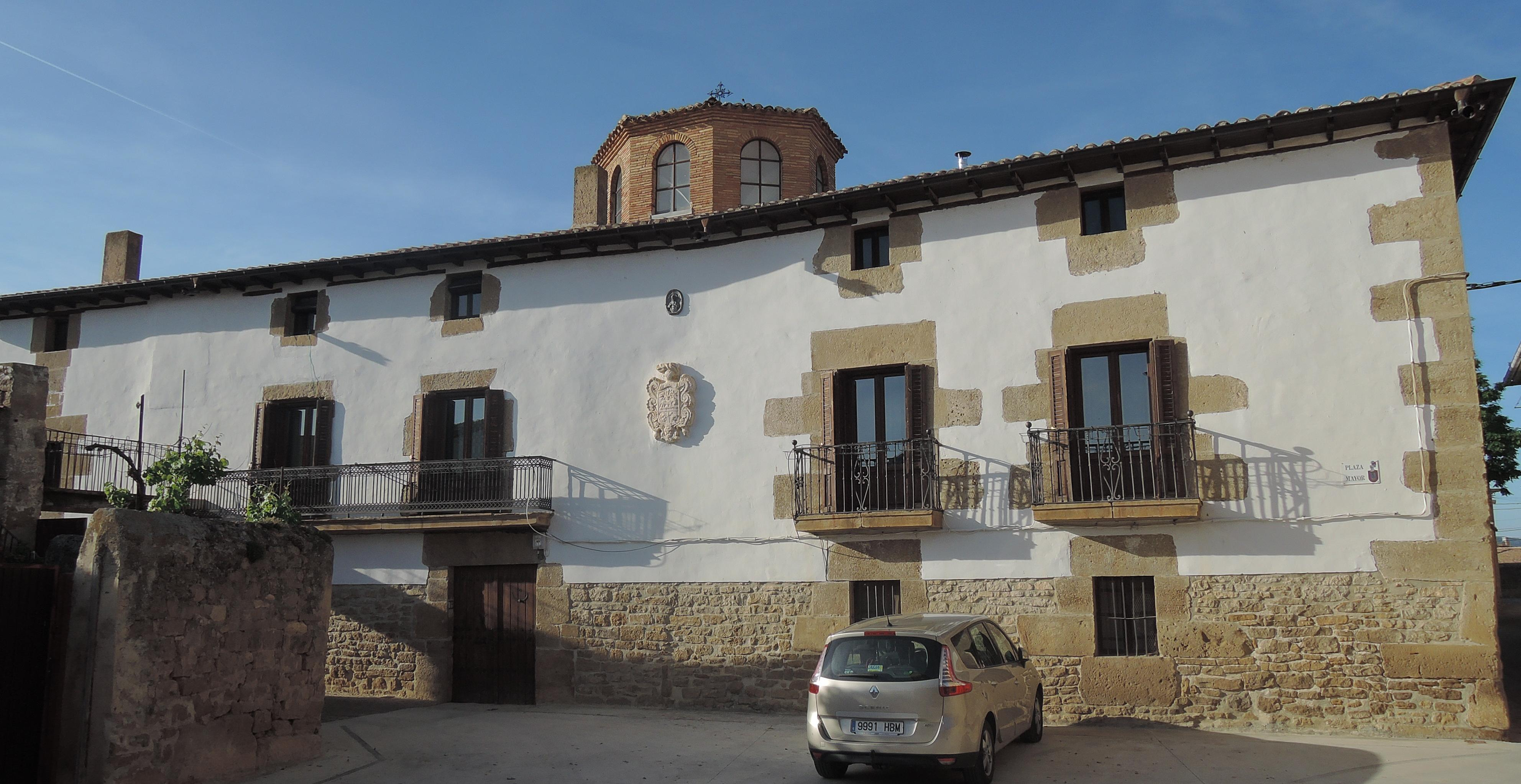 Old nobility house in Beire.