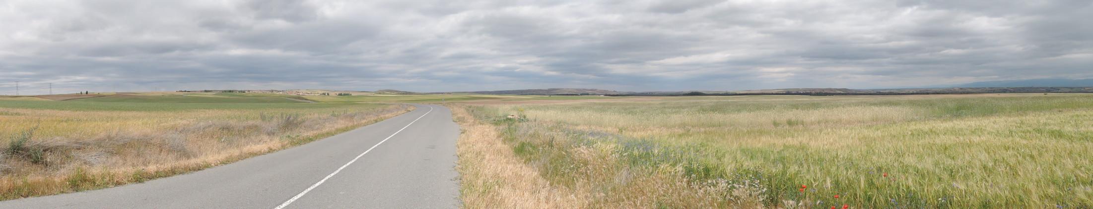 Los inacabables llanos de Castilla