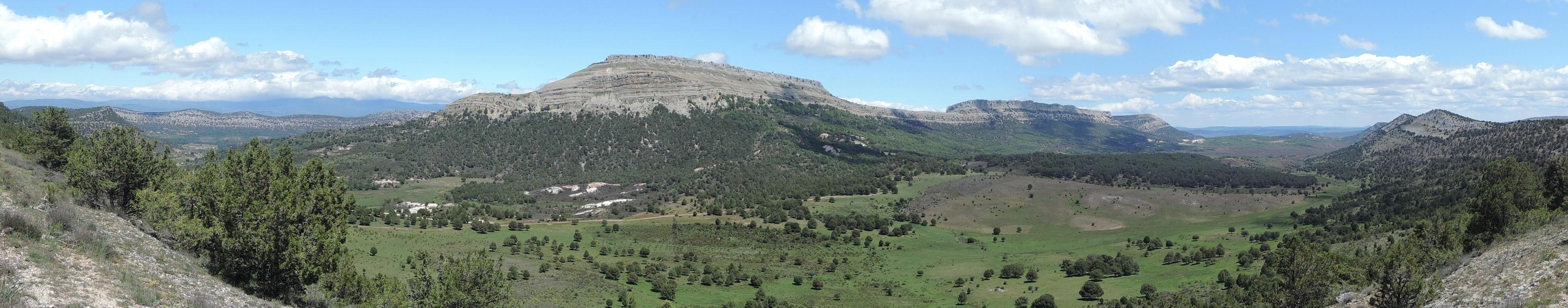 Valle de Mirandilla.