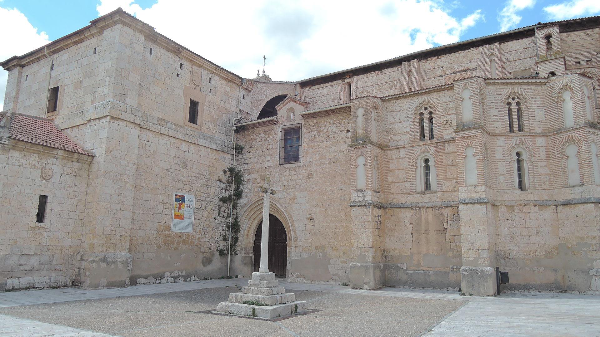Iglesia parroquia de Peafiel.