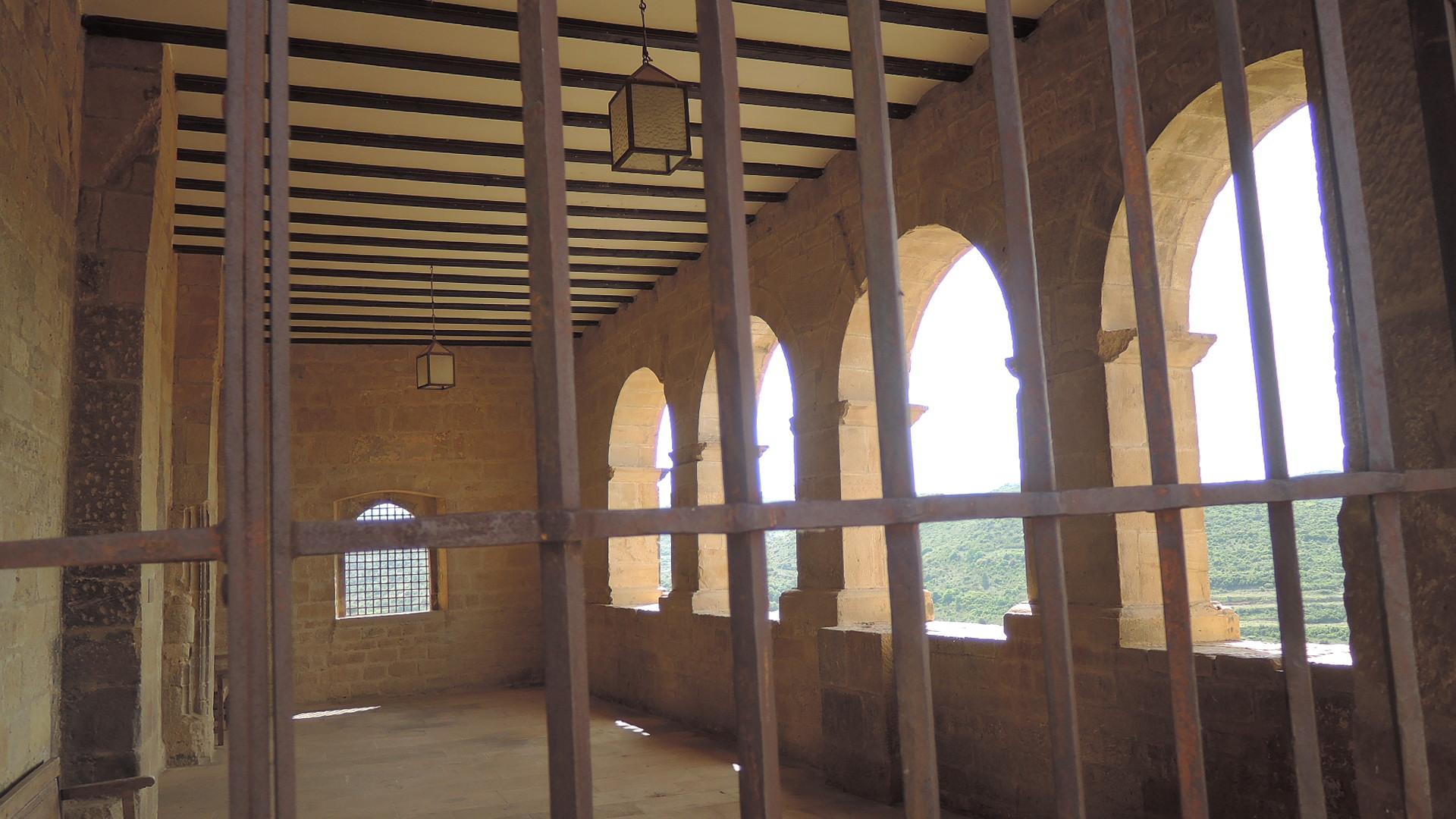 Pórtico de la iglesia de San Martín