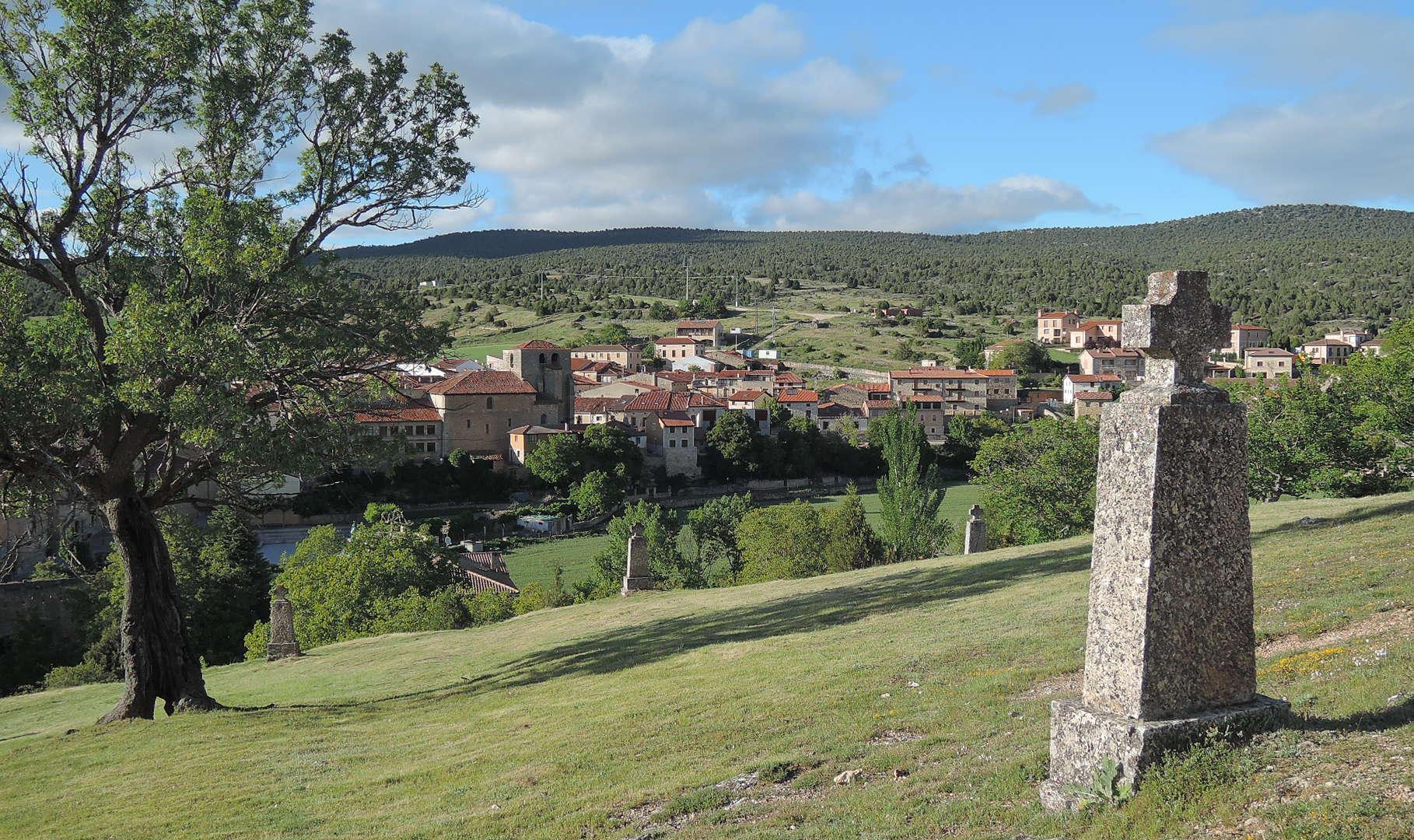 Vista desde la ermita de Silos.