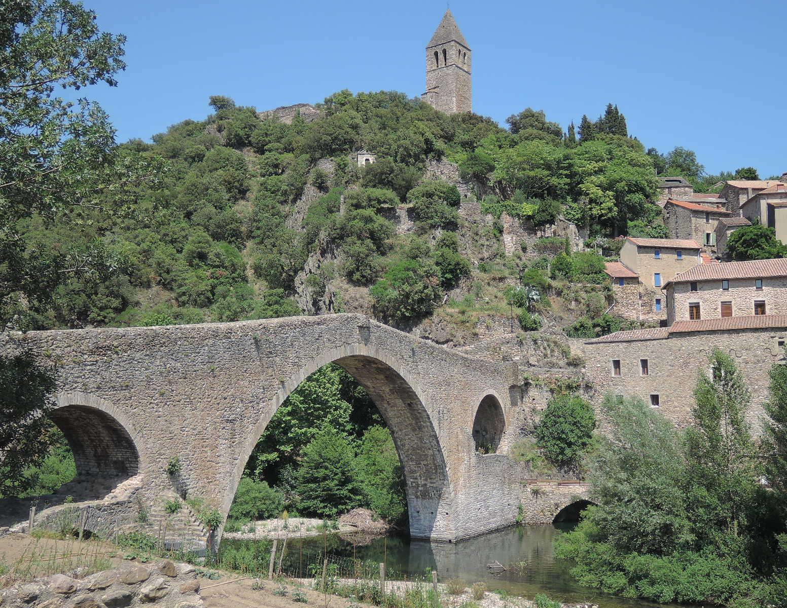 El Puente del Diablo.