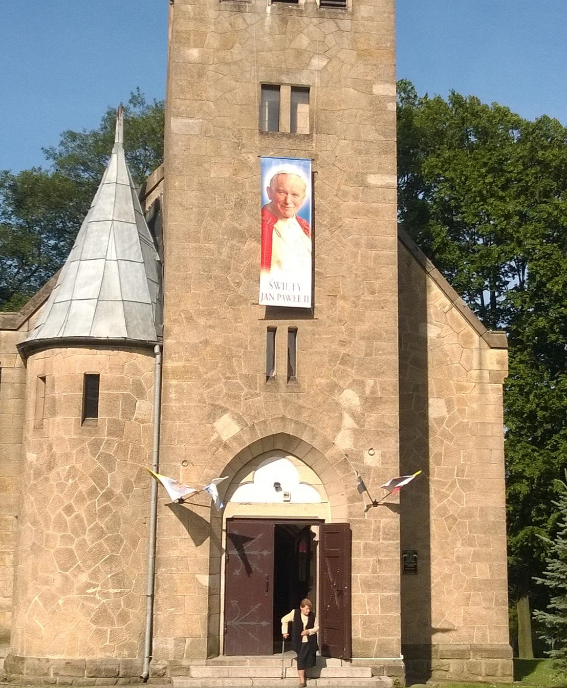 Polonia venera a Juan Pablo II.