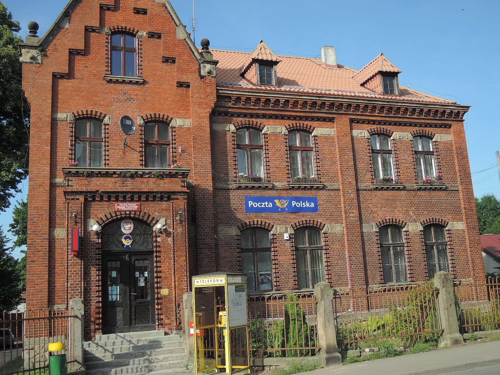 Poczta Polska, el servicio postal polaco.