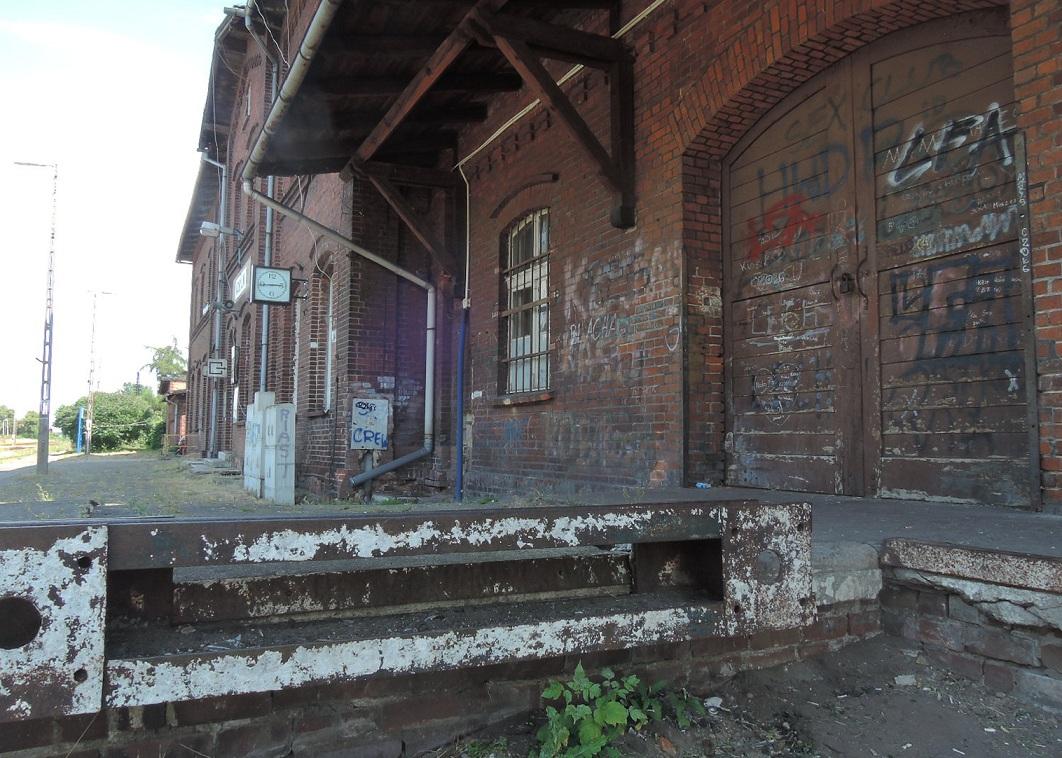 Estación de Kobylin.