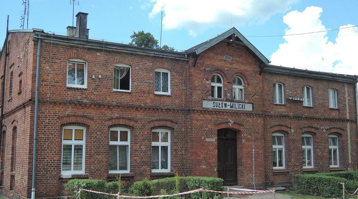Estación de Sulów Milicki.