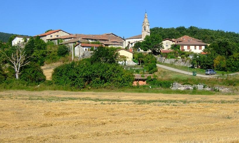 Doroño. Condado de Treviño.
