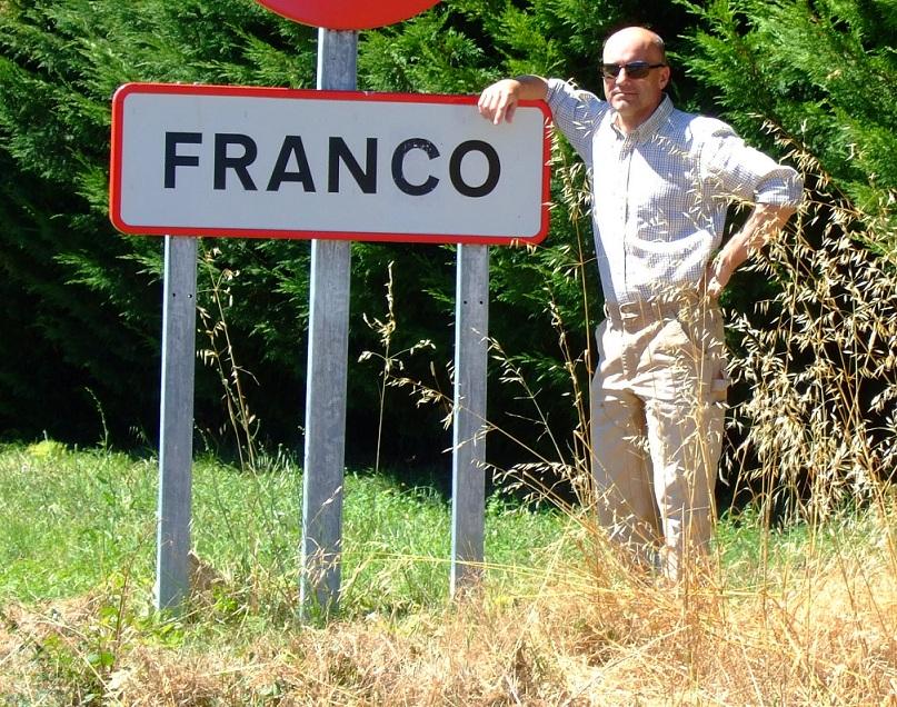 Franco, en el Condado de Treviño