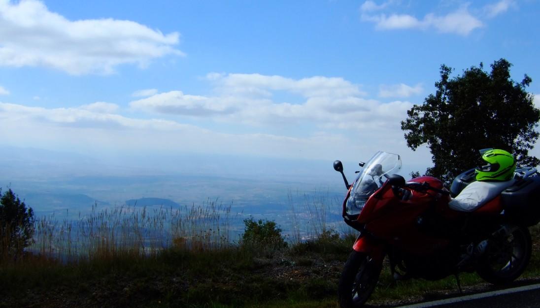 Valle del Ebro al pie de la llanada Alavesa