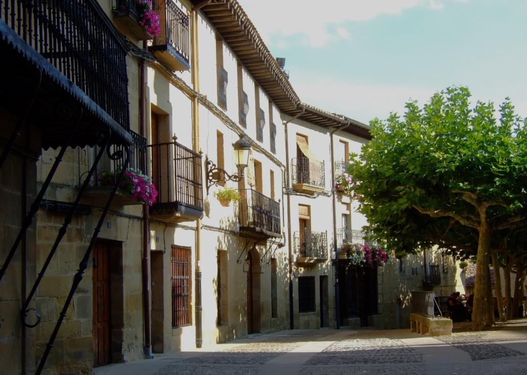 Plaza de Elciego
