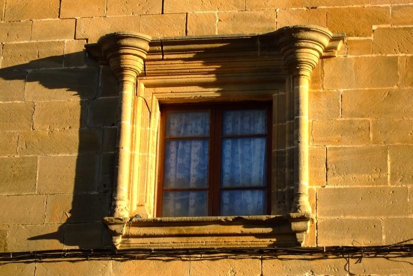 Atardece en la Rioja Alavesa