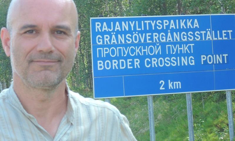 Junto a la frontera rusa, desde Salla a Sodankylä