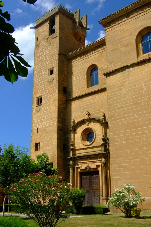 Iglesia de Samaniego