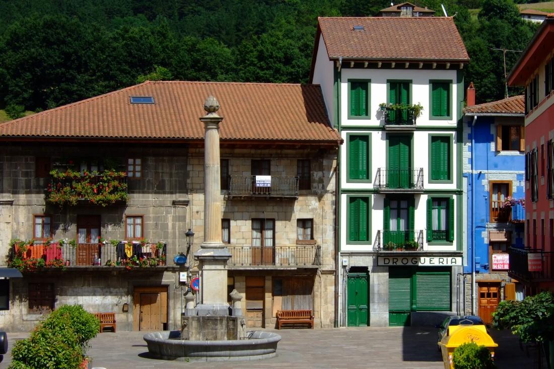 Plaza de Villaro