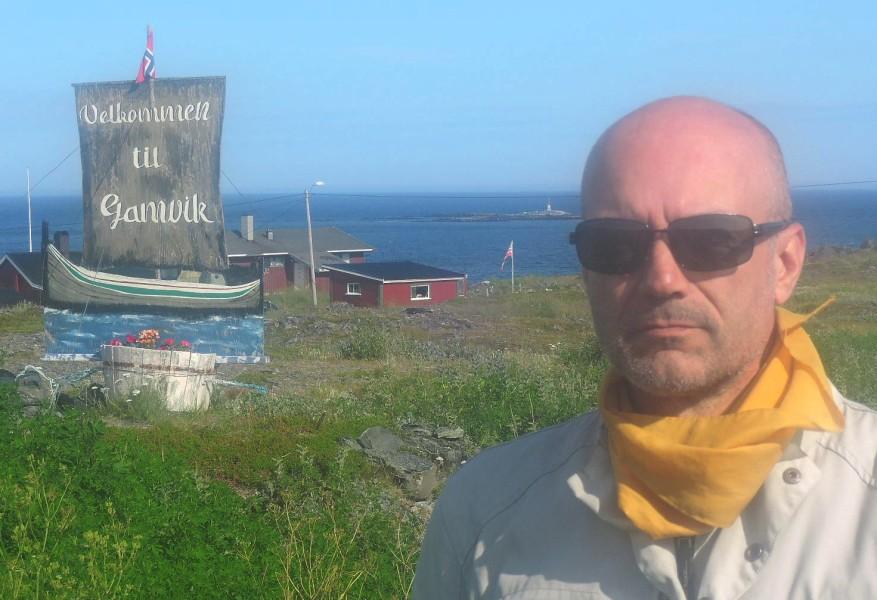 Gamvik da la bienvenida a sus visitantes