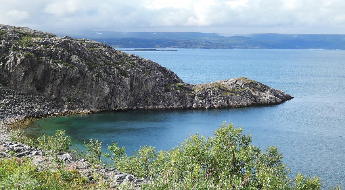 Un último vistazo a los fiordos de Nordkinn