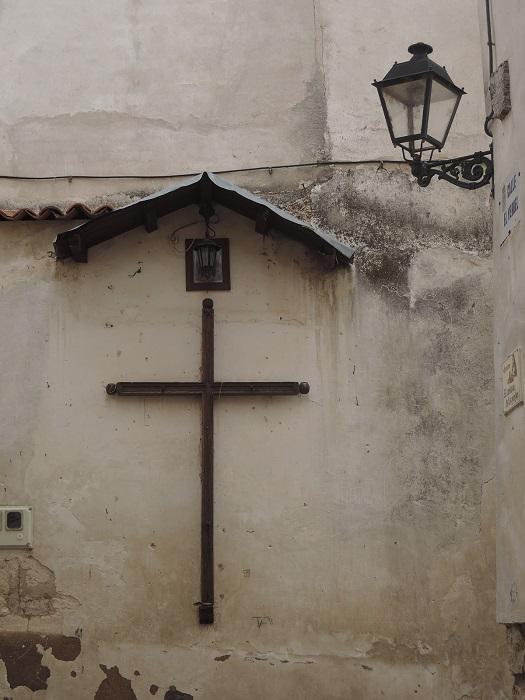 Un rinconcito religioso y devoto