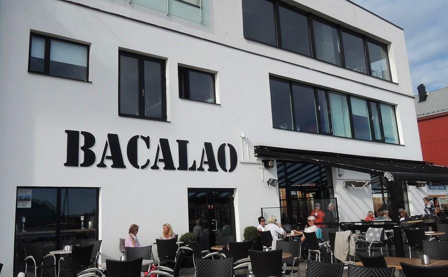 Curioso nombre para un restaurante en Noruega