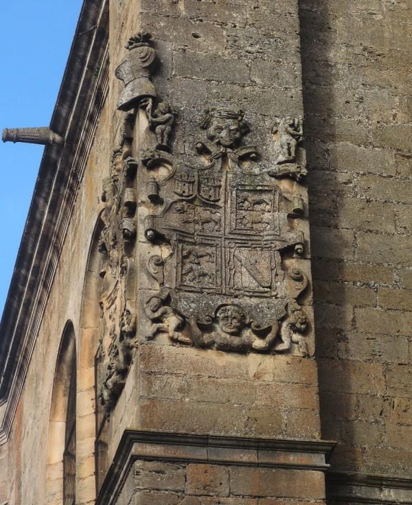 Escudo de los Zúñiga Avellaneda