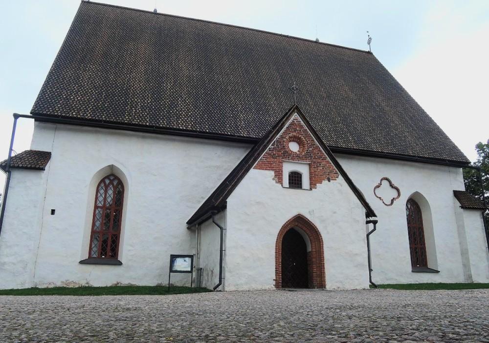 La catedral de Porvoo