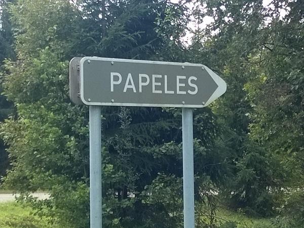 Curioso nombre de una aldehuela en mi camino