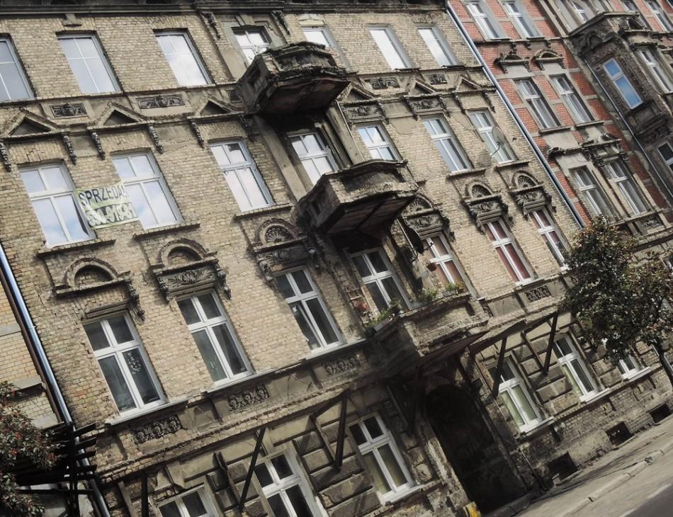 Un ejemplo de la arquitectura urbana en tiempos de Alemania