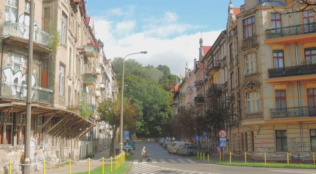 Gorzów Wielkopolski, antes Landsberg
