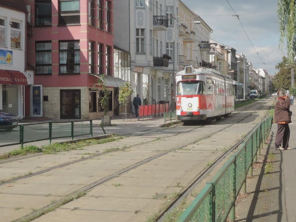 Una típica imagen de la Polonia menos próspera