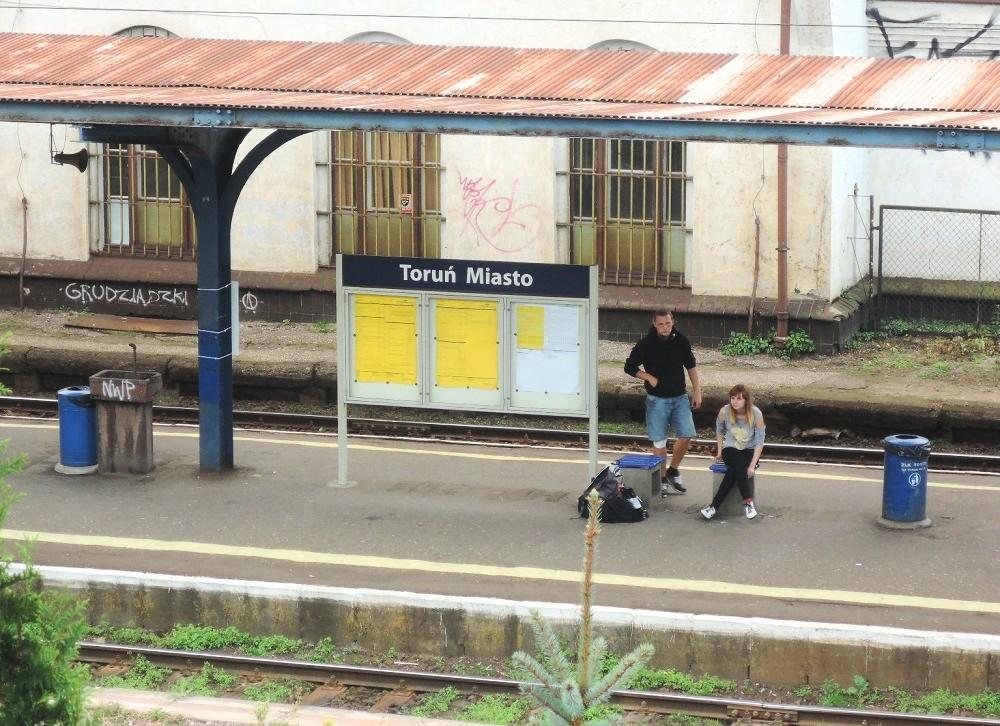Estación Torun Miasto