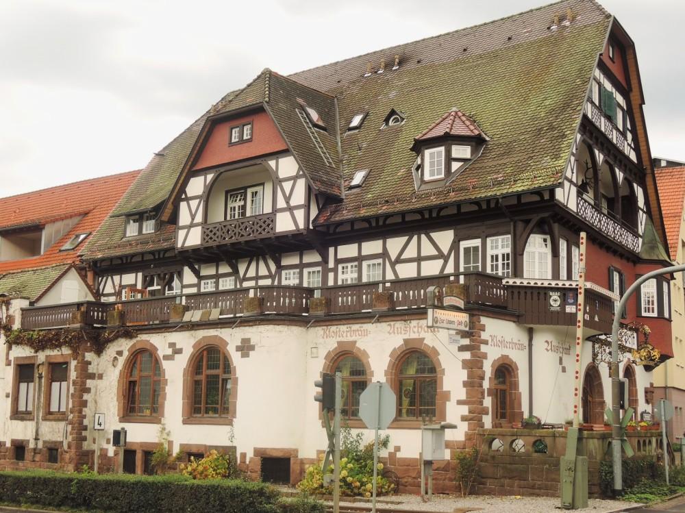Una casa en Alpirsbag