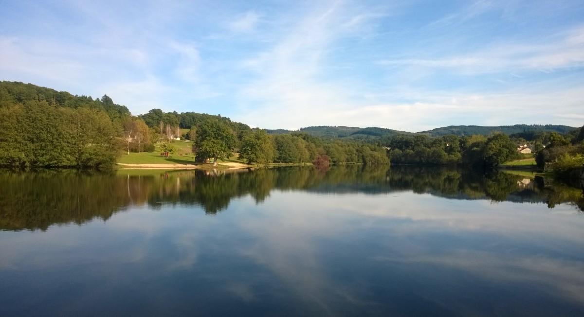 El lago de Peyrat