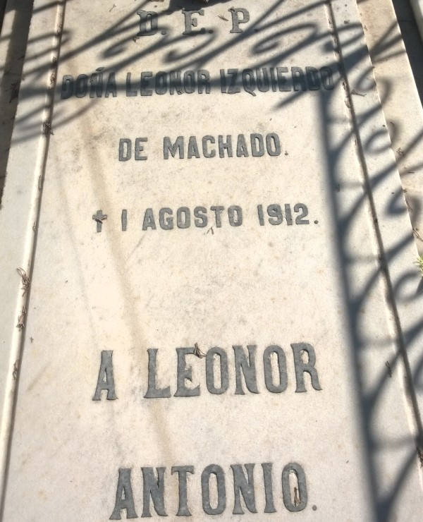 Tumba de Leonor