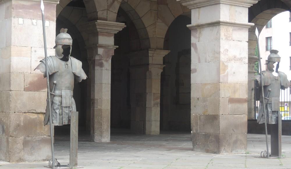 Bajos de la casa consistorial de Valmaseda