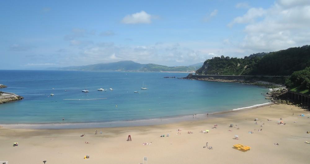 Playa de Guetaria
